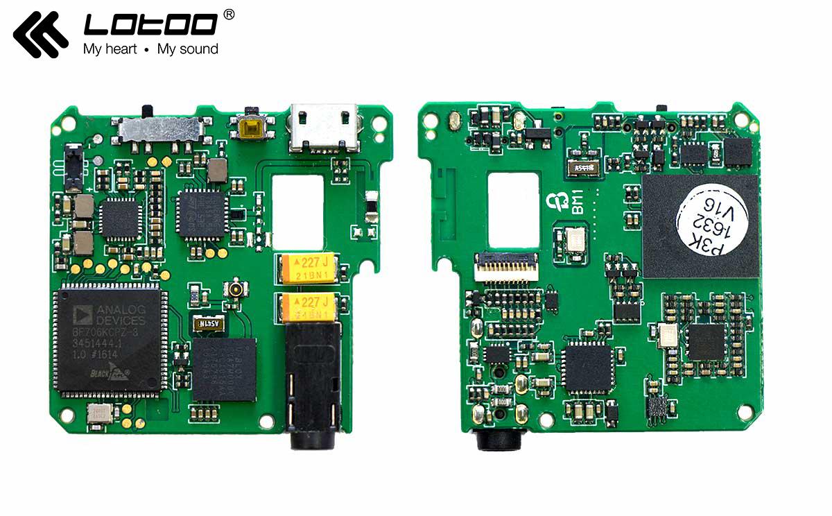 A Paw Pico a világ legkisebb DSD lejátszója.