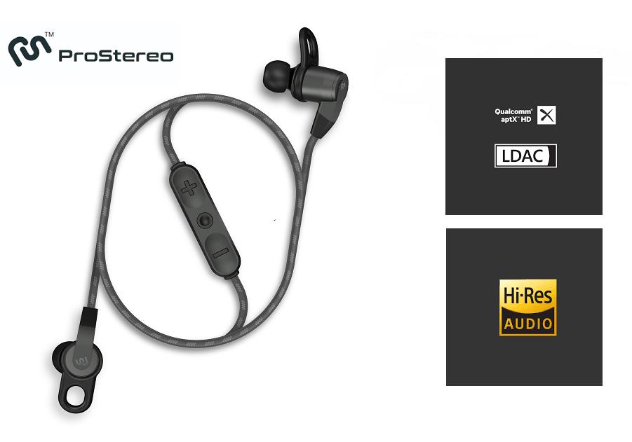 ProStereo H2 - aptX™,az aptX™HD és az LDAC™