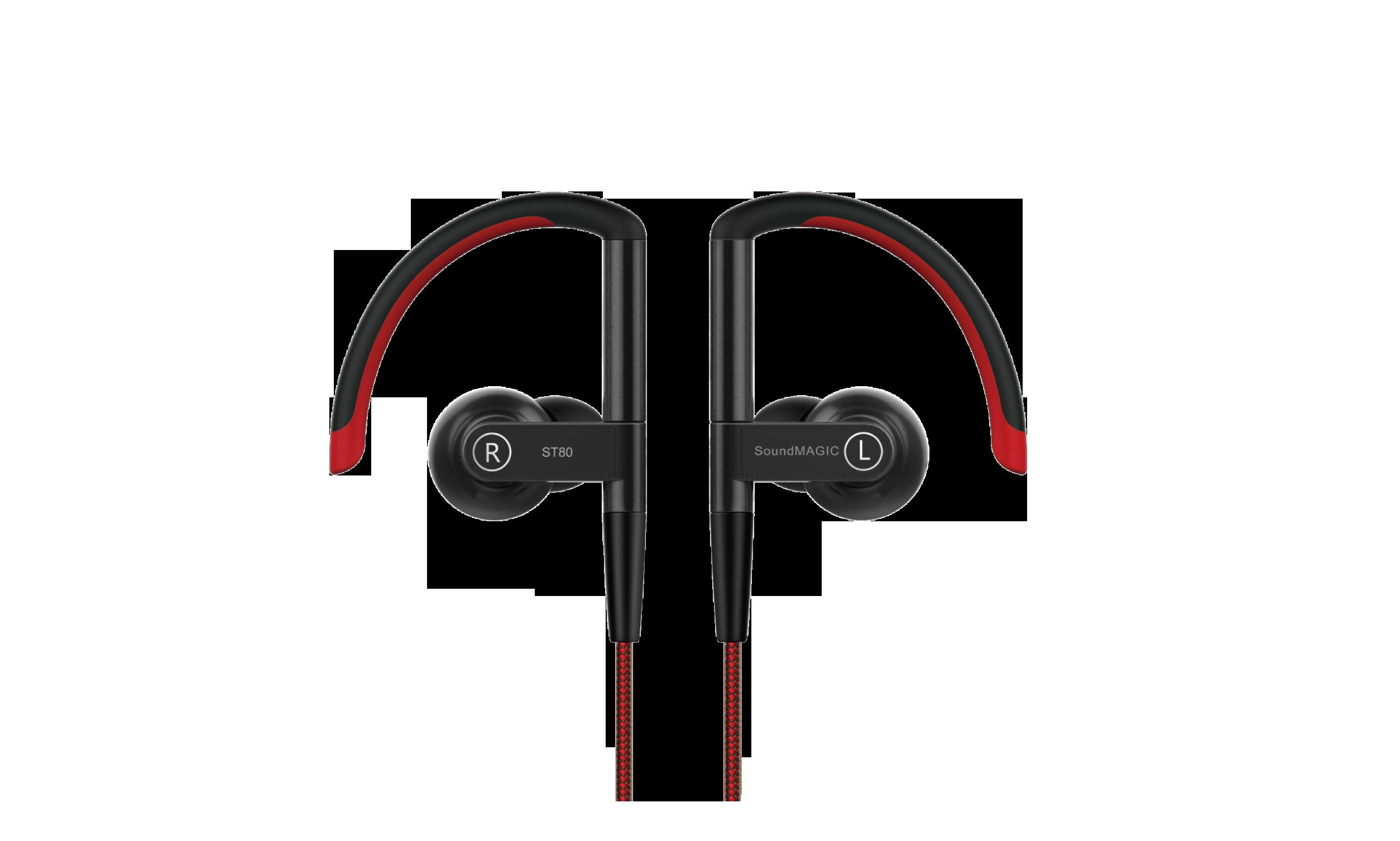 SoundMAGIC ST80 - Earbud kialakítás