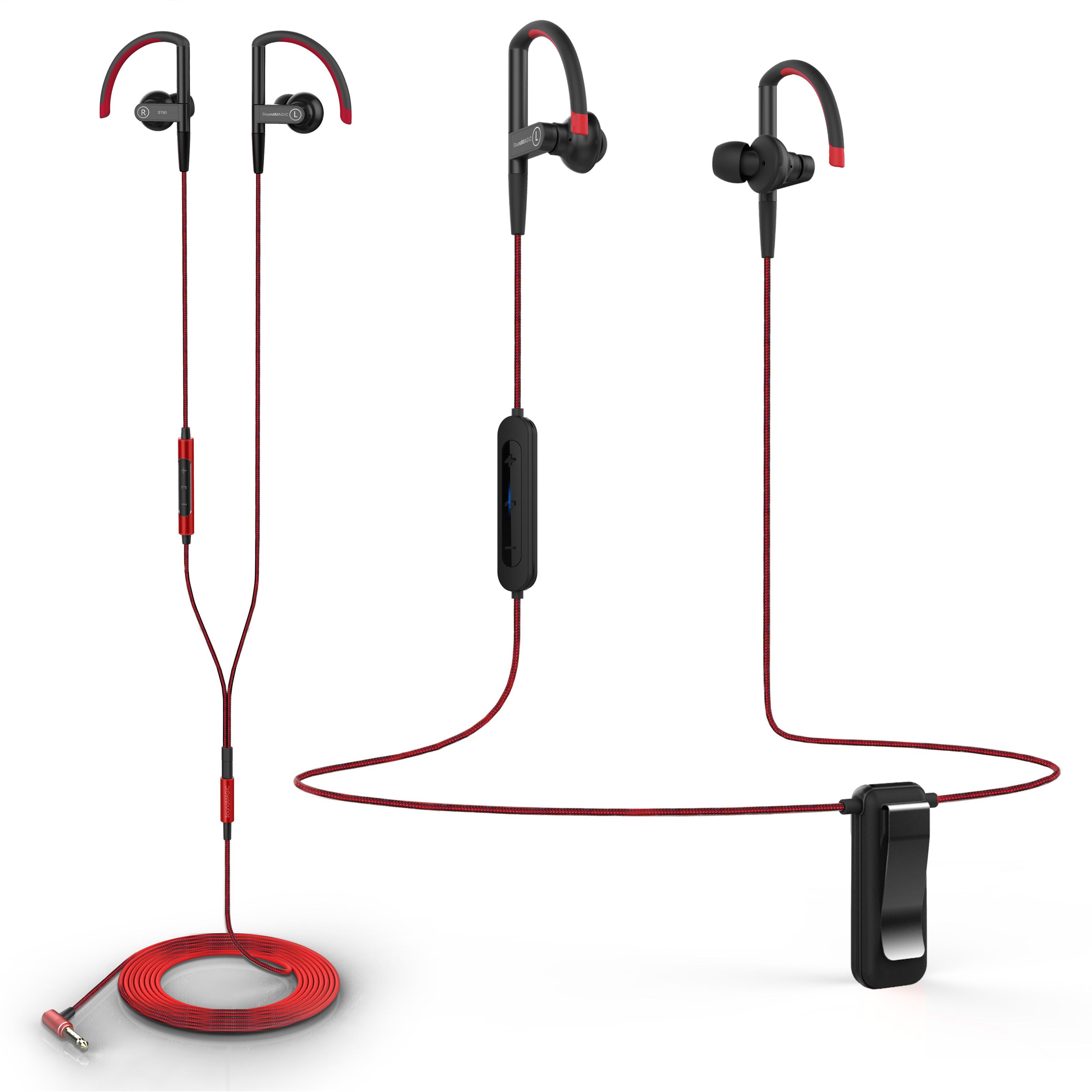 SoundMAGIC ST80 sport fülhallgató