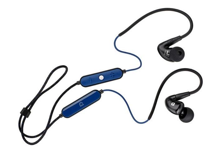 Audiofly AF100W Bluetooth 4.1 aptX technológiás fülhallgató.