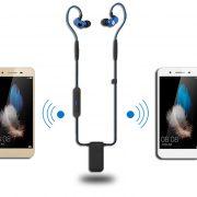 SoundMAGIC moduláris hibrid sport fülhallgató érdekességek