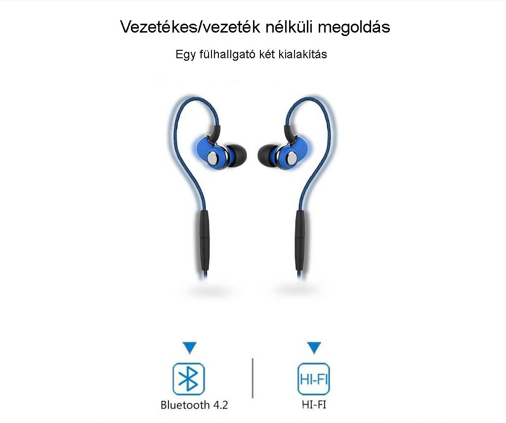 ST30 in-Ear moduláris sport fülhallgató b93ce8cd18